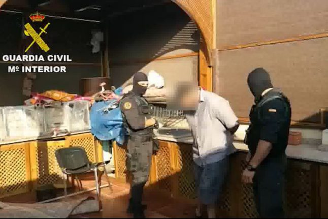 Man arrested in Melilla, accused of helping to finance Isis