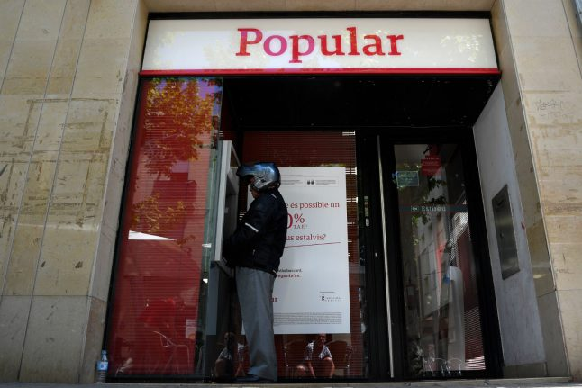 Who killed Banco Popular? Spain puzzles over rescue