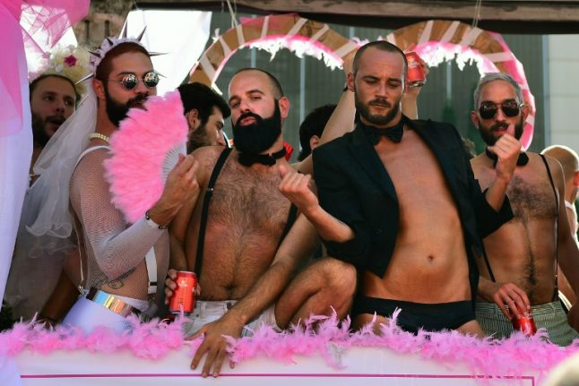 From prison to WorldPride: 40 years of gay activism in Spain