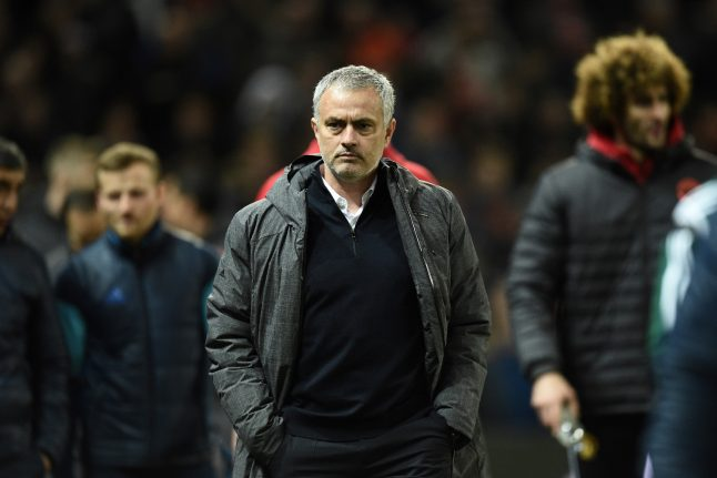 Man United boss Mourinho refutes tax fraud accusations in Spain