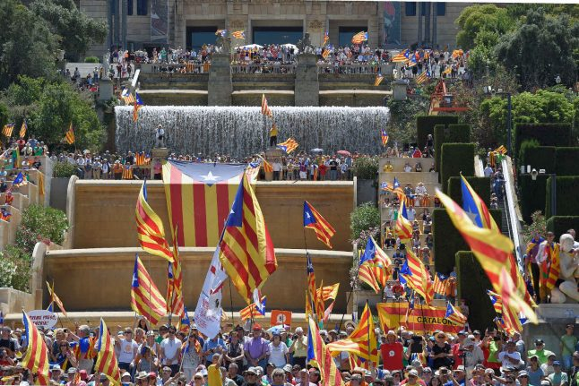 Spanish Congress expected to reject Catalan independence vote