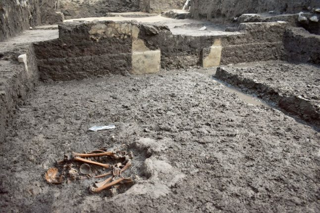Mexico finds dwelling for Aztec survivors of Spanish conquest
