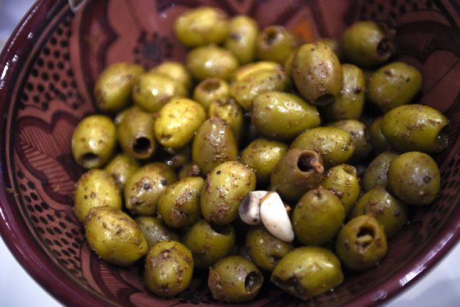 Trump administration goes after Spanish olive imports