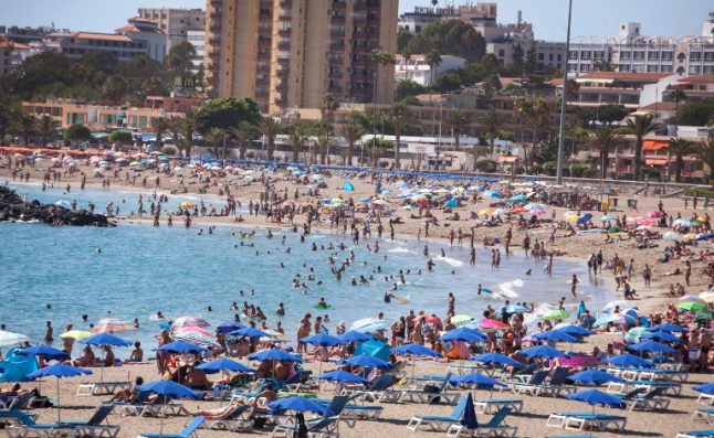 Nearly half of Europe's top 10 tourist sites are in Spain