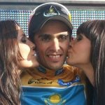 Carry on kissing? Spain's Vuelta cycling race looks for lip service