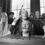 Dalí exhumation: 'His moustache remains intact - pointing in the ten-past-ten position'
