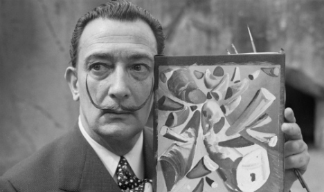 Six surreal facts from the life of Salvador Dalí