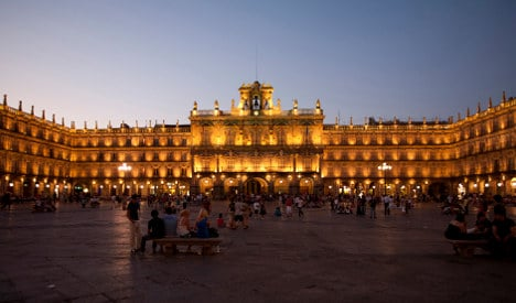 And the most beautiful plaza in Spain is…?