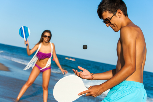 Spanish beach resort bans ball games, nudity, and peeing in the sea