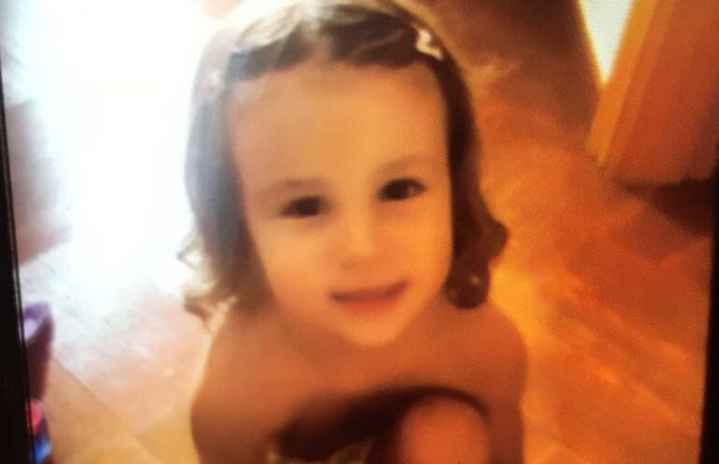 Three-year-old Lucía died after falling asleep on tracks and being hit by a train