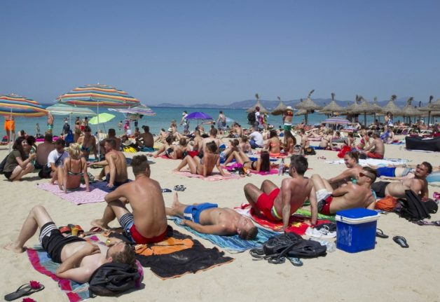 Spain sees huge boost in tourism and closes gap with France as top destination