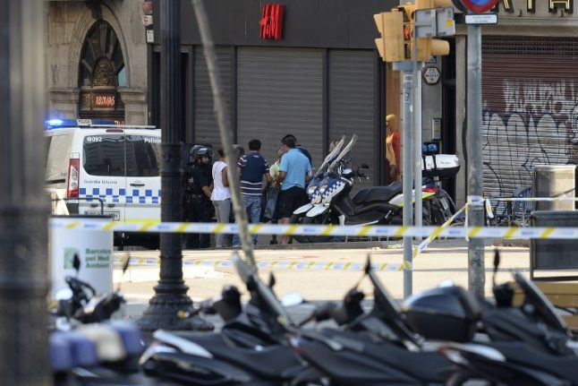 Barcelona victims: People from 34 countries are listed among dead and injured