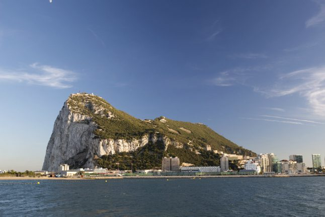 Spain won't seek to recover Gibraltar in Brexit talks: minister