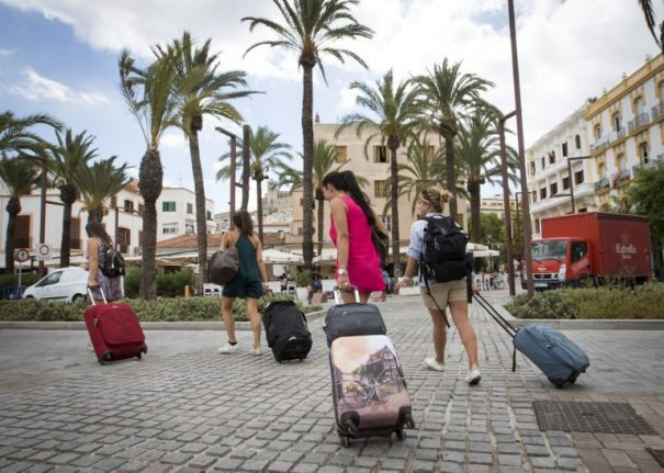 Tourism: The problem with Ibiza