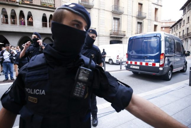 Controversy mounts over Spain police cooperation after attacks