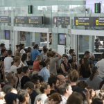 Spain calls in police to help with Barcelona airport strike