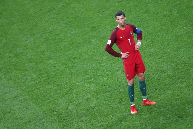 Cristiano Ronaldo says his 'brilliance' bothers people