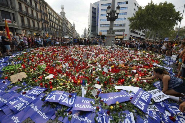 Death toll from Spain attacks rises to 16 with death of German woman