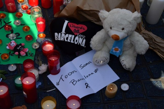 Families torn apart after Spain's twin attacks