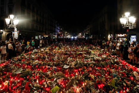 'Not afraid': defiant Barcelona to march against terror