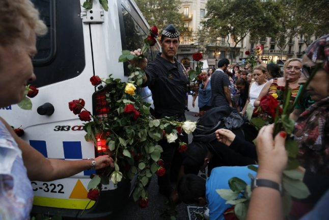 US intellience warned Spain of planned Barcelona attack in May, report claims