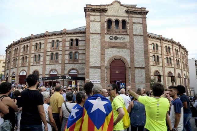 Spanish PM due in Catalonia after fresh separatist challenge