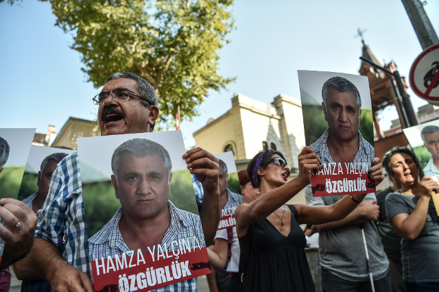 Spain releases Swedish-Turkish writer wanted by Turkey