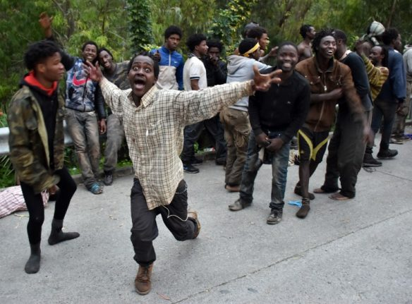 Number of migrants arriving in Spain soars: minister