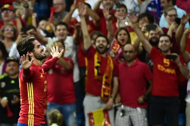 Isco turning talent into greatness: Spain coach Lopetegui