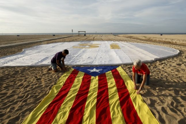 Catalonia unveils beefed-up tax agency ahead of independence referendum