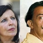 DNA proves Dalí is NOT the father of Spanish psychic