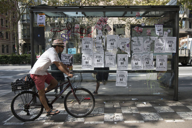 Millions of ballots seized by police ahead of Catalan vote