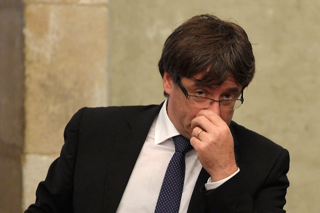 10 facts on Catalan President and pro-independence leader Carles Puigdemont