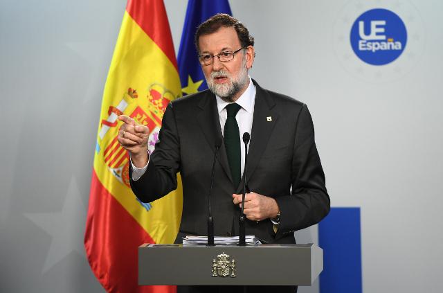 'Critical point' reached in Catalonia: PM Rajoy