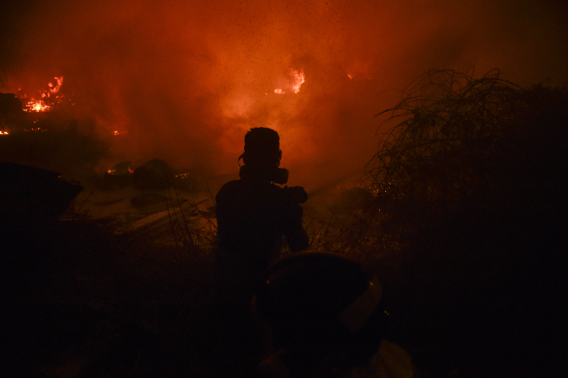 At least four dead as wildfires ravage Galicia