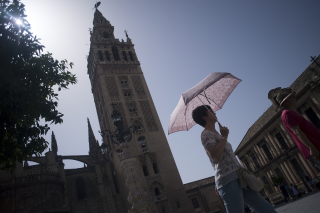 Seville named best city to travel to in 2018 by Lonely Planet