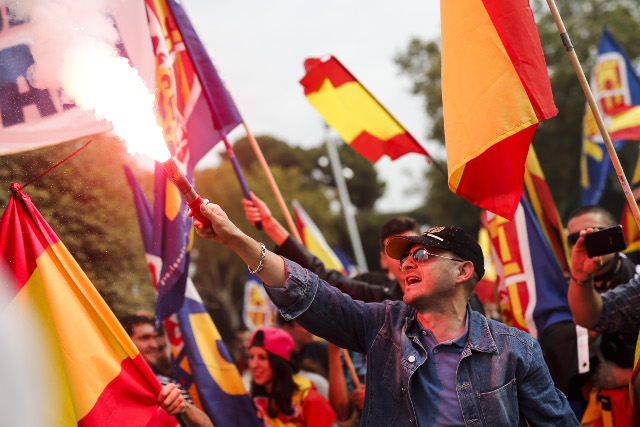 Opinion: 'Much of Spain's political history has been a tale of savage partisan strife'