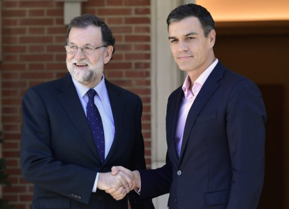 Spanish government and opposition agree to study constitutional reform