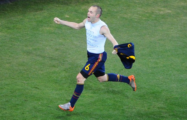 World Cup could be final bow for Spain legend Iniesta