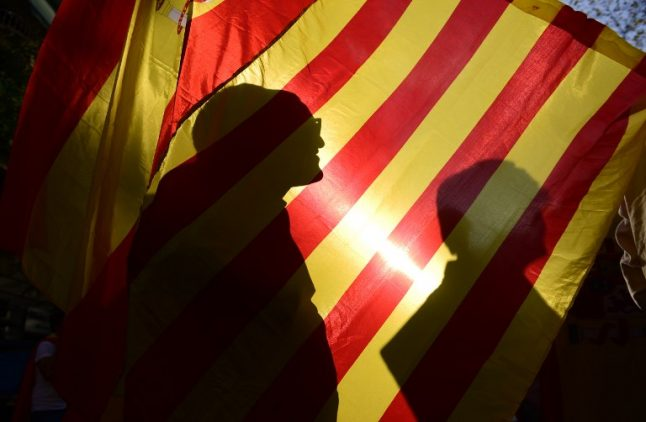 Tension for Catalan police caught up in separatist push
