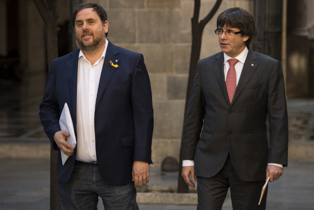 Independence declaration, elections, or both? Where the Catalonia crisis could go next