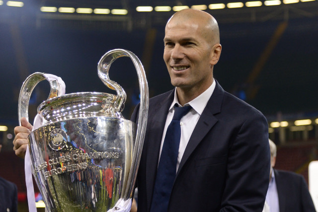 Seven trophies and 100 games in, Zidane is still hungry for more