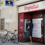 Santander profits down due to takeover of Banco Popular