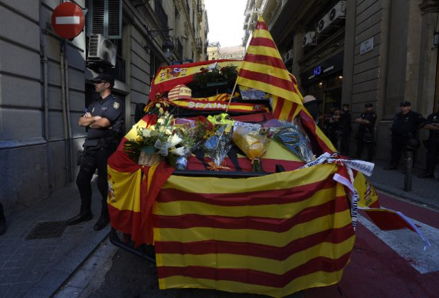 Timeline: The key events since Catalonia's independence vote