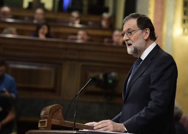 Spain sets deadline in Catalan independence dispute