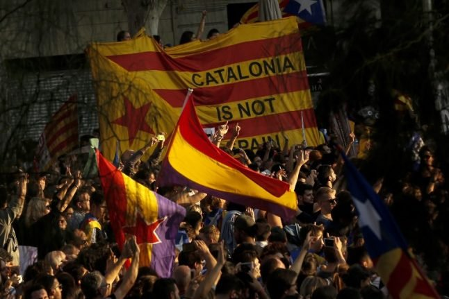 Catalonia could declare independence on Monday