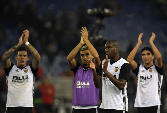 Revived Valencia show La Liga title credentials with yet another win