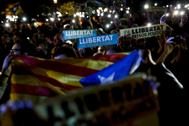 Catalan separatists prepare to take independence push to the polls