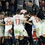 Sevilla come back from three goals down to ruin Liverpool's party