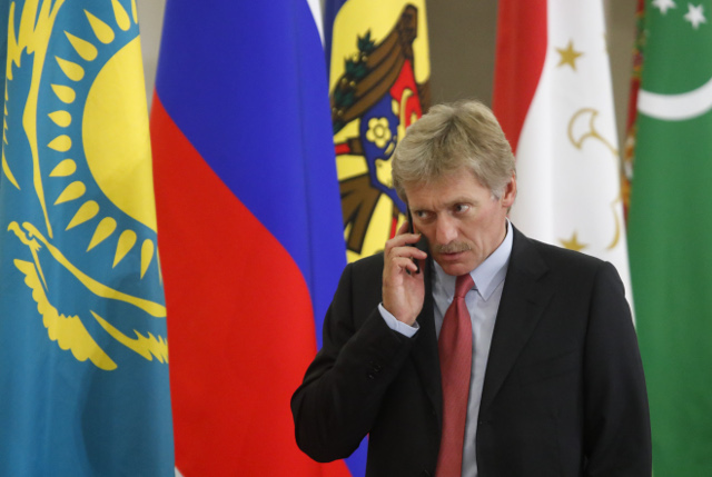 Russia slams Catalonia meddling claims as 'groundless'